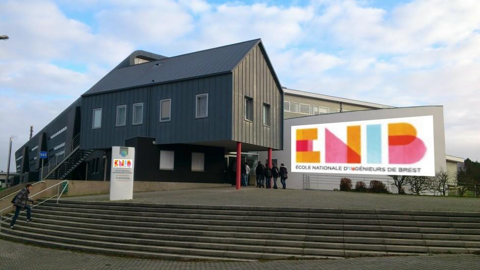 Une belle collaboration avec l'ENIB