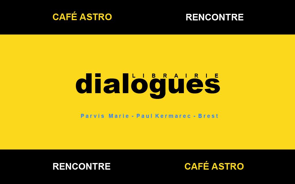 Café Astro librairie Dialogues Brest