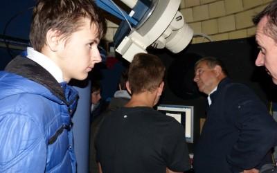 Lycée La Pérouse-Kerichen : un enseignement d'exploration en Astronomie et Histoire des Sciences