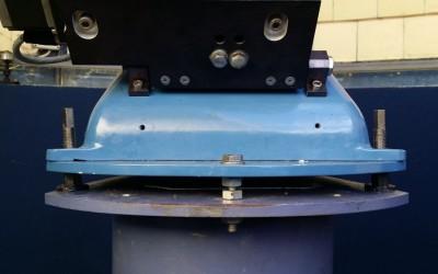 Modification du dispositif de réglage de la monture équatoriale
