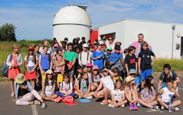 Visite de l'École Ferdinand Buisson de Quimper