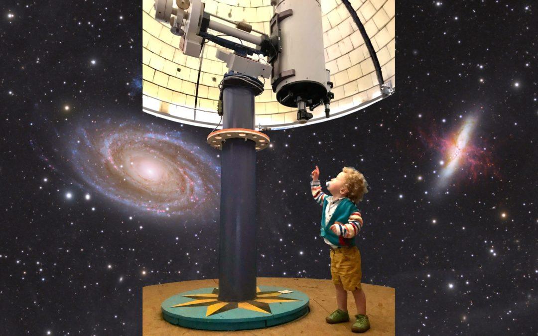 Rentrée astronomique du 3 septembre 2021 à l'observatoire de la Pointe du Diable